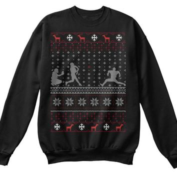 The Official Ugly Baseball Sweater
