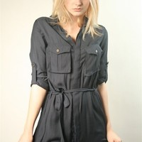 Mink Pink Sergeant Pepper Shirtdress