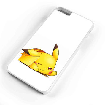 Pikachu Steampunk Funny Squirtle Charmander  iPhone 6s Plus Case iPhone 6s Case iPhone 6 Plus Case iPhone 6 Case