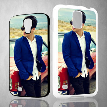 Brendon Urie Lead Vocalis X0953 Samsung Galaxy S3 S4 S5 (Mini) S6 S6 Edge,Note 2 3 4, HTC One S X M7 M8 M9 Cases