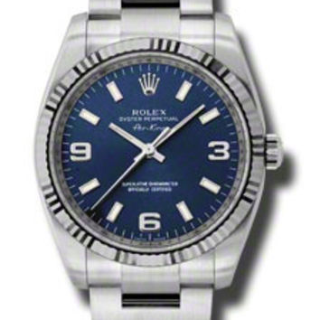 Rolex Air-King Unisex Automatic Watch 114234BLASO