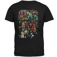 Marvel Heroes - Group Shot T-Shirt