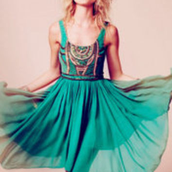 So Modern Love Dress at Free People Clothing Boutique