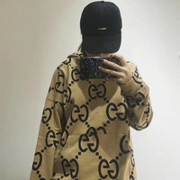 Louis Vuitton Women/Men Fashion Pullover Sweater Sweatshirt Hoodie