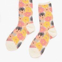 Hansel From Basel / Flower Tights in Pink