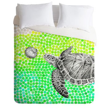 Garima Dhawan New Friends 1 Duvet Cover