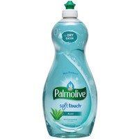 Ultra Palmolive Soft Touch Dish Liquid With Aloe, 25 oz - Walmart.com