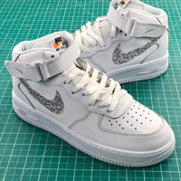 Just Do It Nike Air Force 1 High Sport Shoes - Best Online Sale