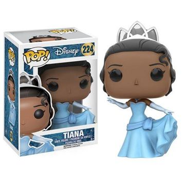 Princess and the Frog Tiana Gown Version Pop! Vinyl Figure
