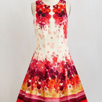 Wonders of the Swirled Dress