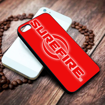 surefire Iphone 4 4s 5 5s 5c 6 6plus 7 case / cases