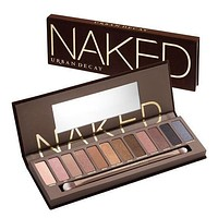Urban Decay Palette NAKED 1 Eye Shadow with Brush