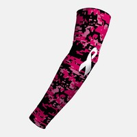 Sleefs BCA Pink Ribbon Digital Camo Arm Sleeve