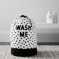 The Emily & Meritt Wash Me Laundry Backpack