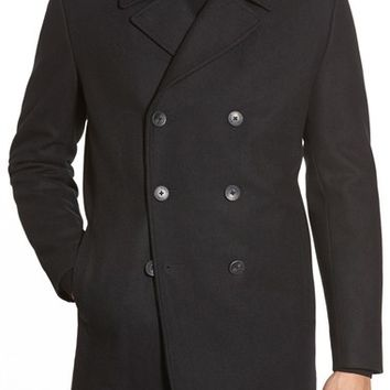 Vince Camuto Classic Peacoat   Nordstrom