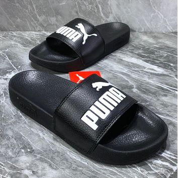 PUMA BMW Leadcat Summer slippers