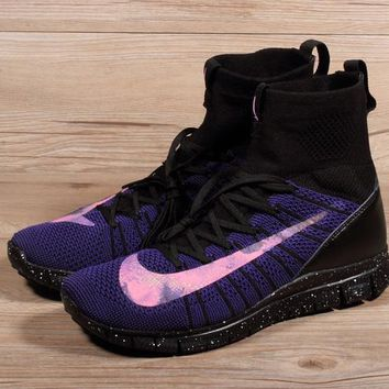 Nike Free Flyknit Mercurial Superfly Savage Beauty Running Shoes