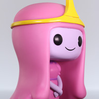 Funko Pop Television, Adventure Time, Princess Bubblegum #51