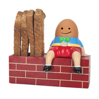 Humpty Dumpty Egg Cup And Toast Holder