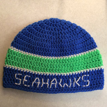 Best Crocheted Football Team Hats Products on Wanelo 2515960ab44