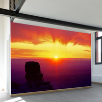 Sunrise Over Grand Canyon Wall Mural