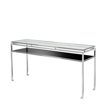 Glass Console Table L | Eichholtz Calvin