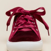 Dirty Laundry Fillmore Velvet Sneaker