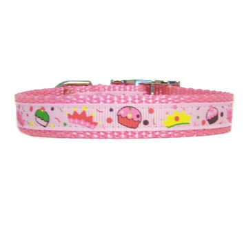 Girly Things Dog Collar