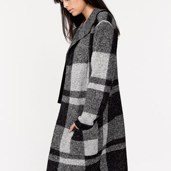 Roma Knit Trench