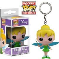Funko Pop Pocket Tinker Bell Keychain