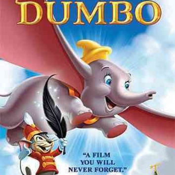 Dumbo-70Th Anniversary Edition (Dvd/Fs/Eng-Fr-Sp Sub)