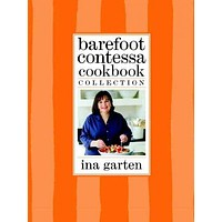 Barefoot Contessa Cookbook Collection: The Barefoot Contessa Cookbook/ Barefoot Contessa Parties!/ Barefoot Contessa Family Style