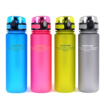 NEW My Favorite Water Bottle (500ml) BPA FREE Plastic Water Cup Portable Lovers Choice For Sports Outdoor School
