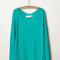 Godet Swing Sweater by Sparrow
