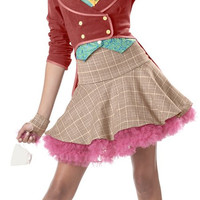 the mad hatter teen costume | size (3/5)