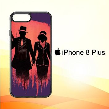 Bonnie And Clyde Y0516 iPhone 8 Plus Case