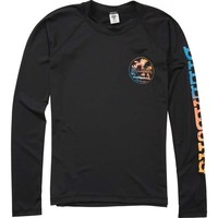 GET RIPPED LONG SLEEVE RASHGUARD