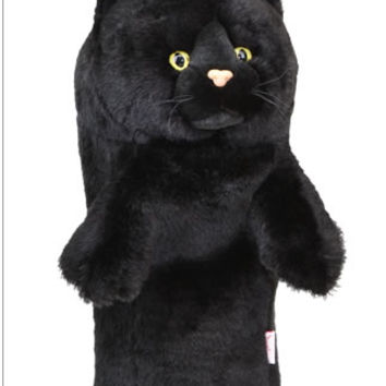 Black Cat Golf  Club Headcover