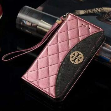 Tory Burch Fashion iPhone Phone Cover Case For iphone 6 6s 6plus 6s-plus 7 7plus 8 8plus-8