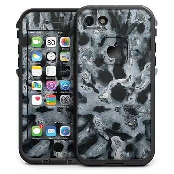 Abstract Paint v4 - iPhone 7 LifeProof Fre Case Skin Kit