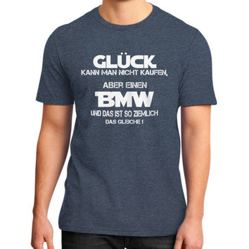 CLUCK BMW District T-Shirt (on man)