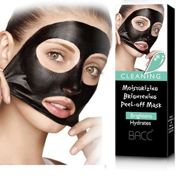 Remove Mineral Mud Blackhead Pore Cleansing Cleaner Removal Mask Membranes