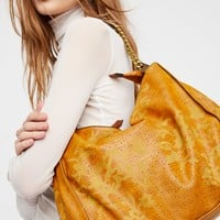 Free People Covet Washed Hobo