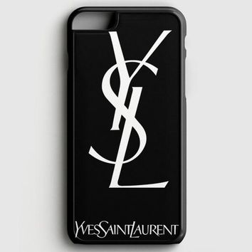 Yves Saint Laurent Ysl iPhone 6 Plus/6S Plus Case | casescraft