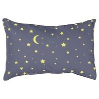 Starry Night Small Dog Bed
