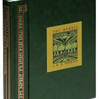 The Hobbit (Deluxe Collector's Edition), Lord of the Rings Trilogy, J. R. R. Tolkien, (9780395177112). Hardcover - Barnes & Noble