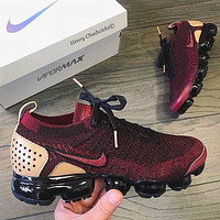Nike Men Air VaporMax Flyknit 2.0 Sneakers