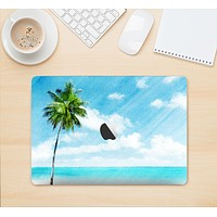 "The Paradise Beach Palm Tree Skin Kit for the 12"" Apple MacBook"