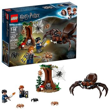 Lego Harry Potter Aragog's Lair 157 Pcs New with Box