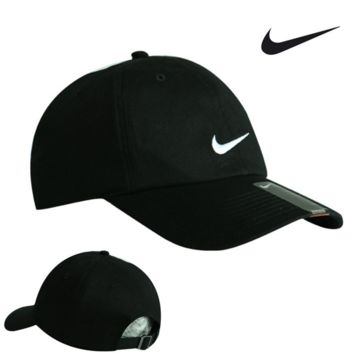 Nike Fashion Casual Women Men Cool Unisex Baseball Cap Hat Dark Black G